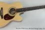 2010 Boucher Wild Goose 000 Steel String Guitar