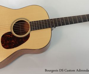 Bourgeois DS Custom Adirondack Top SOLD