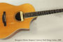 SOLD!!! 1998 Bourgeois Martin Simpson Cutaway Steel String Guitar