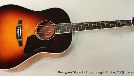 Bourgeois-Slope-D-Dreadnought-Guitar-2003-Full-Front-View