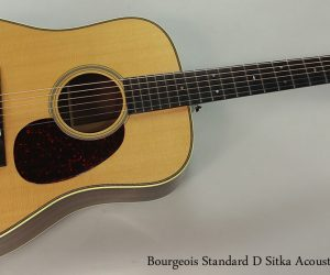 2007 Bourgeois Standard D  SOLD
