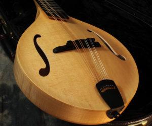 Breedlove OF and OO Mandolins