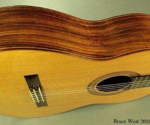 2010 Bruce West Classical