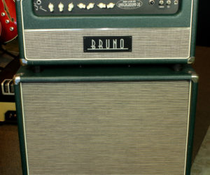Tony Bruno Underground 30 Amp With Cabinet (consignment) SOLD