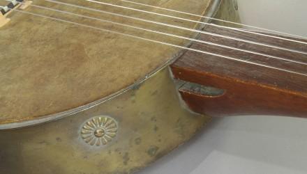 C.-Bruno-and-Son-Fretless-Banjo-1867-Heel