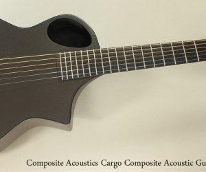 2015 Composite Acoustics Cargo Composite (SOLD)