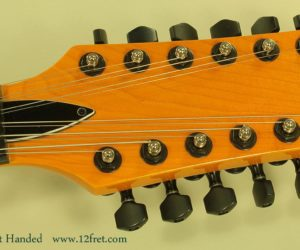 Carvin 12-string Electric Left-Handed 2011 (consignment) - SOLD