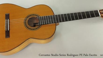 Cervantes-Studio-Series-Rodriguez-PE-Palo-Escrito-Full-Front-View