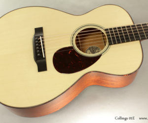 Collings 01E Steel String Acoustic Guitar