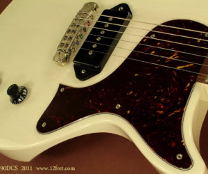 Collings 290 DCS 2011  (consignment) No Longer Available