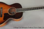 2013 Collings C10 Mahogany Sunburst  SOLD