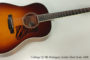 2008 Collings CJ MhA Adirondack Mahogany Jumbo Short Scale  SOLD