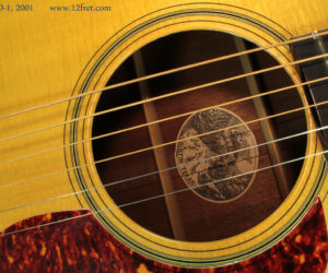 Collings D-1 2001 SOLD