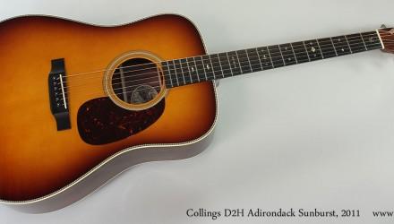 Collings-D2H-Adirondack-Sunburst-2011-Full-Front-View