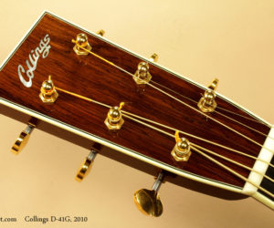 2010 Collings D-41G  SOLD