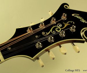 Collings MF5 F-style Mandolin SOLD