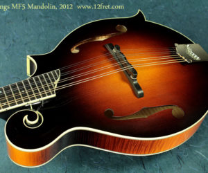 Collings MF5 Mandolin