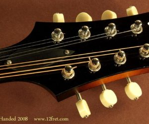 Collings MT Left Handed 2008 (consignment) No Longer Available