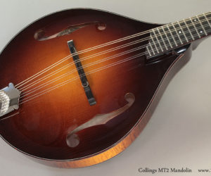 Collings MT2 Mandolin