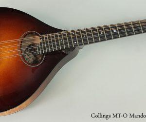 2012 Collings MTO Mandolin (SOLD)