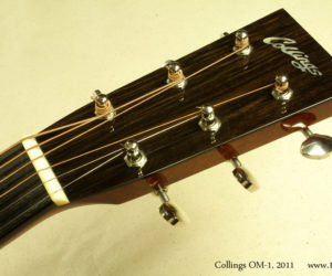 2011 Collings OM-1 (consignment) SOLD