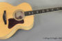 2002 Collings SJ Maple Acoustic  SOLD