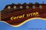 Master Sitar - Coral Replica!