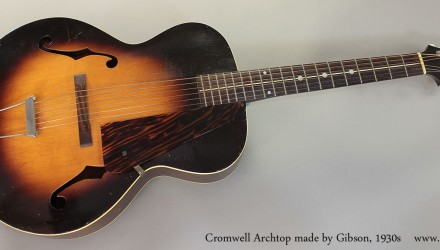 cromwell-archtop-grossman-30s-full-front