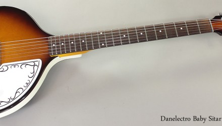 Danelectro-Baby-Sitar-Full-Front-View