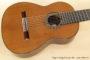 1985 Sergei de Jonge 8 String Classical Guitar (consignment)  SOLD