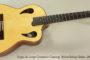 2006 Sergei de Jonge Crossover Cutaway Nylon String Guitar  SOLD