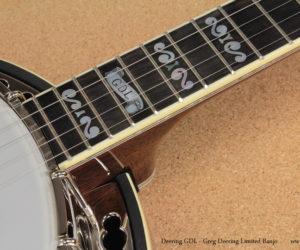 Deering GDL Greg Deering Limited Banjo