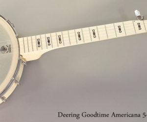 Deering Goodtime Americana 5-String Banjo