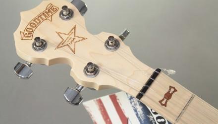 Deering-Goodtime-Open-Back-Banjo-head-front