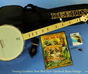 Deering Goodtime Rare Bird Alert!