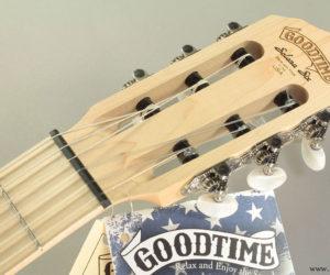 Deering Goodtime Solana Six 6-String Nylon String Banjo