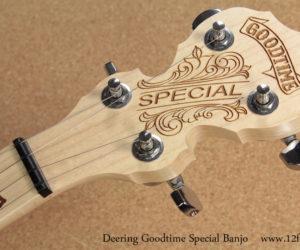 Deering Goodtime Special Banjos