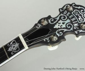 Deering John Hartford 5-String Banjo