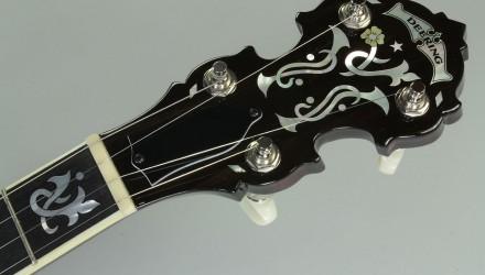 Deering-Tenbrooks-Saratoga-Star-Banjo-Head-Front