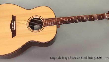 Sergei-de-Jonge-Brazilian-Steel-String-2006-full-front-view