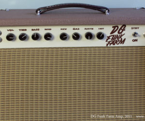 DG Funk Farm Amplifier