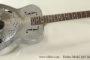 1978 Dobro Model 33H Resophonic Guitar  SOLD
