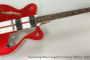 Duesenberg Mike Campbell II Archtop Thinline (NO LONGER AVAILABLE)