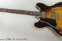 2013 Eastman T386L Left Handed Thinline (SOLD)