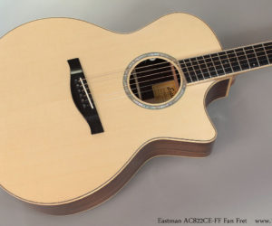 Eastman AC822CE-FF Fan Fret Guitar