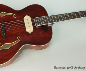 Eastman 405E Archtop Electric