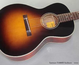 Eastman E1000SS Sunburst Steel String