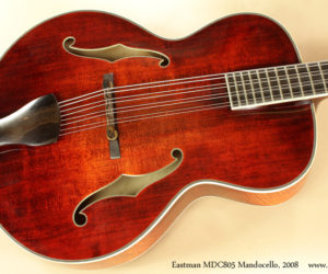 2008 Eastman MDC805 Mandocello SOLD