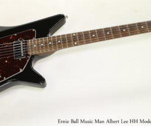 Ernie Ball Music Man Albert Lee HH Model Black, 2012