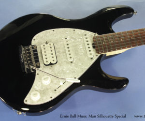 Ernie Ball Music Man Silhouette Special SOLD